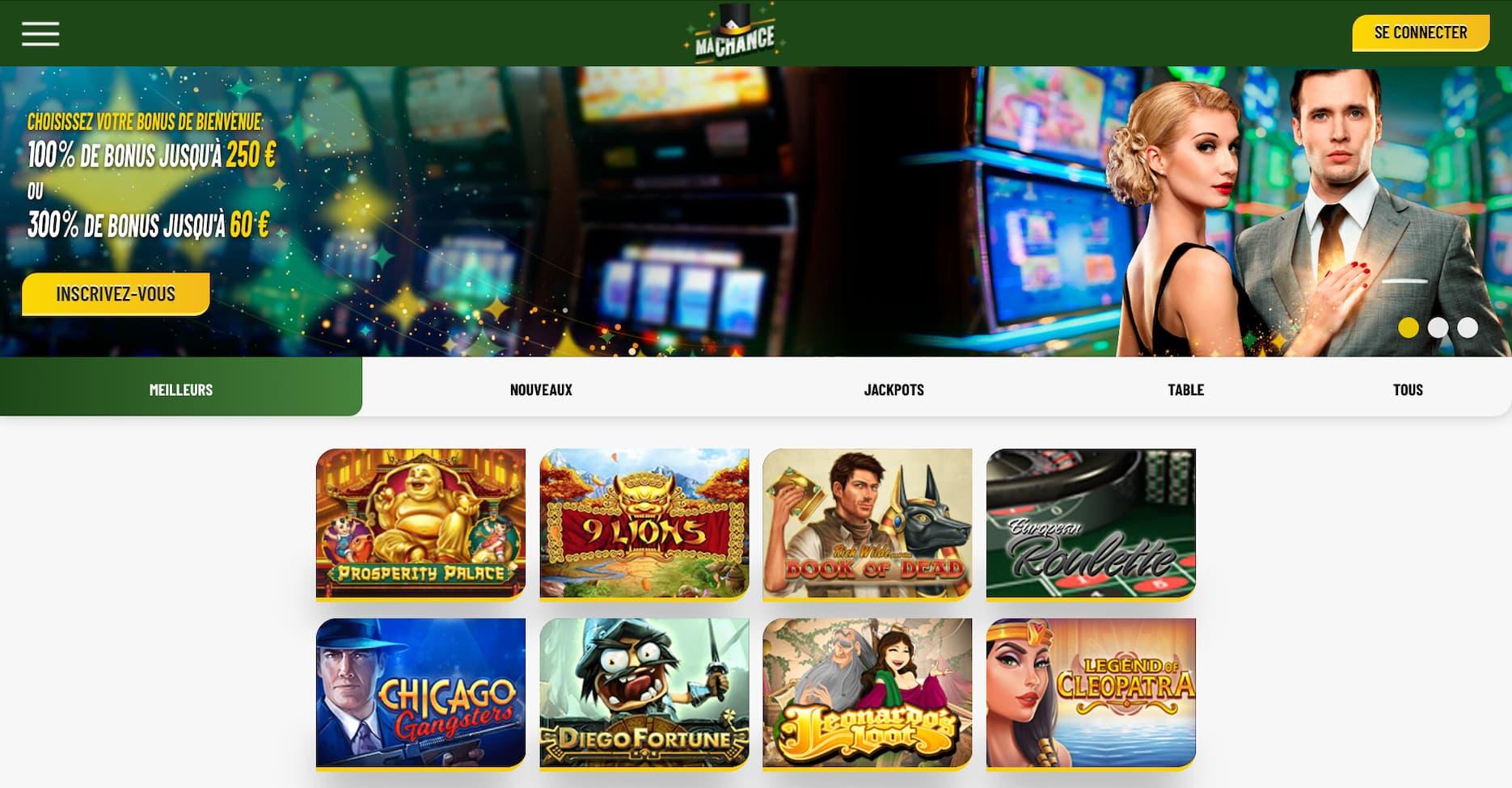 casino MaChance
